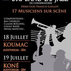 Le Big Band de Jazz du Conservatoire