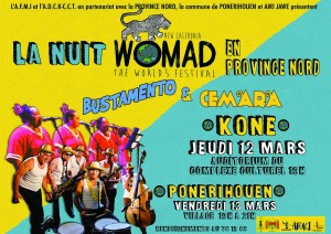AFFICHE A3 WOMAD 2015 FINAL