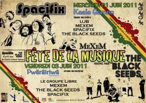 Fête de la Musique Province Nord 2011