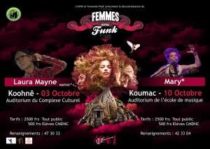 Femme Funk nord