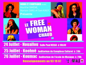 Free Women Chaud