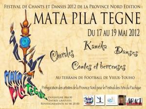 Mata Pila Tegne - Edition CEBU NYEBI 2012