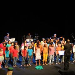 Le concert des Classes à Horaires Aménagés Musique de Koohnê