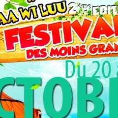 Festival des moins grands  édition 2015
