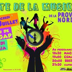Fête de la Musique de la Province Nord